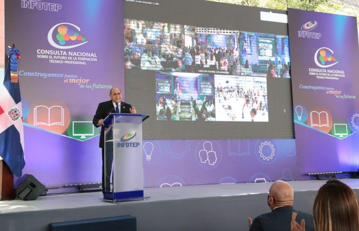 Sectores representativos de las diferentes regiones del país hacen aportes a la Gran Consulta Nacional sobre el Futuro de la FTP