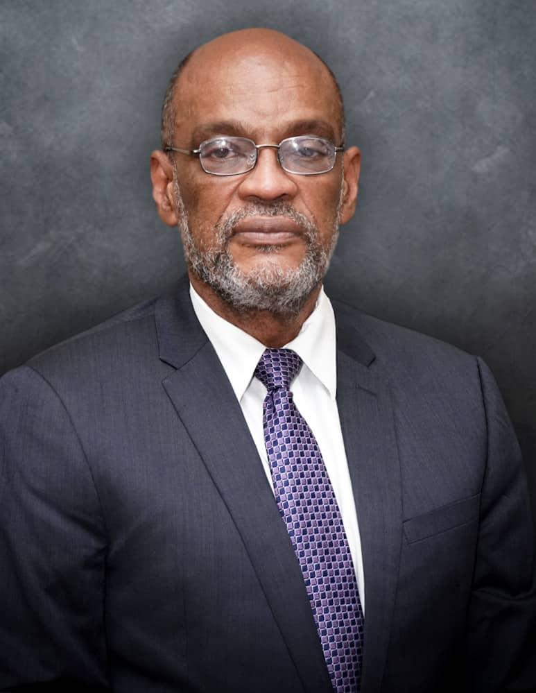 Ariel Henry, nombrado como primer ministro de Haití reclama derecho