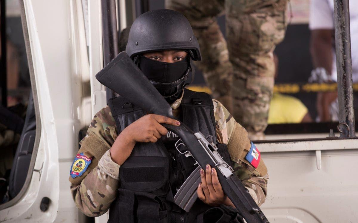 Haití: La Policía publica anuncio de búsqueda contra un supuesto mercenario
