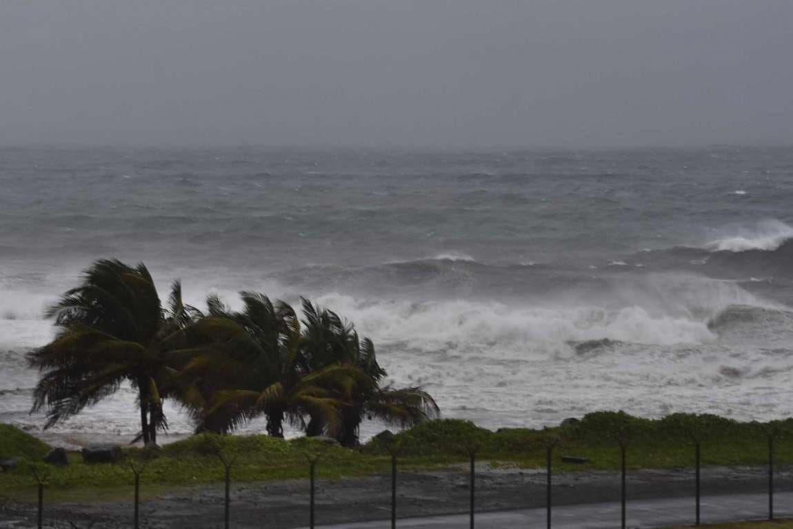 Cuba siente efectos de tormenta tropical Elsa
