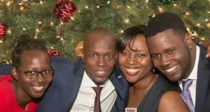 Hija de Jovenel Moïse  logró esconderse en habitación de su hermano durante ataque en Haití