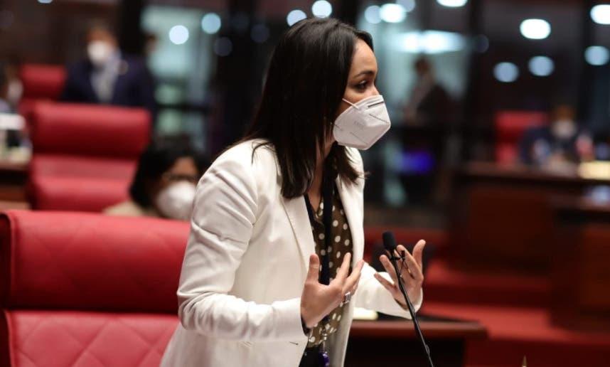 Faride Raful a Yván Lorenzo: Con la salud no se negocia; quizás eso no pasaba antes