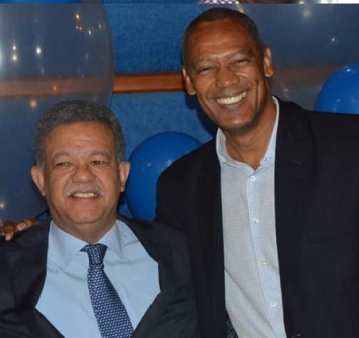 Leonel y Payano auguran éxitos a atletas dominicanos que competirán en Tokio