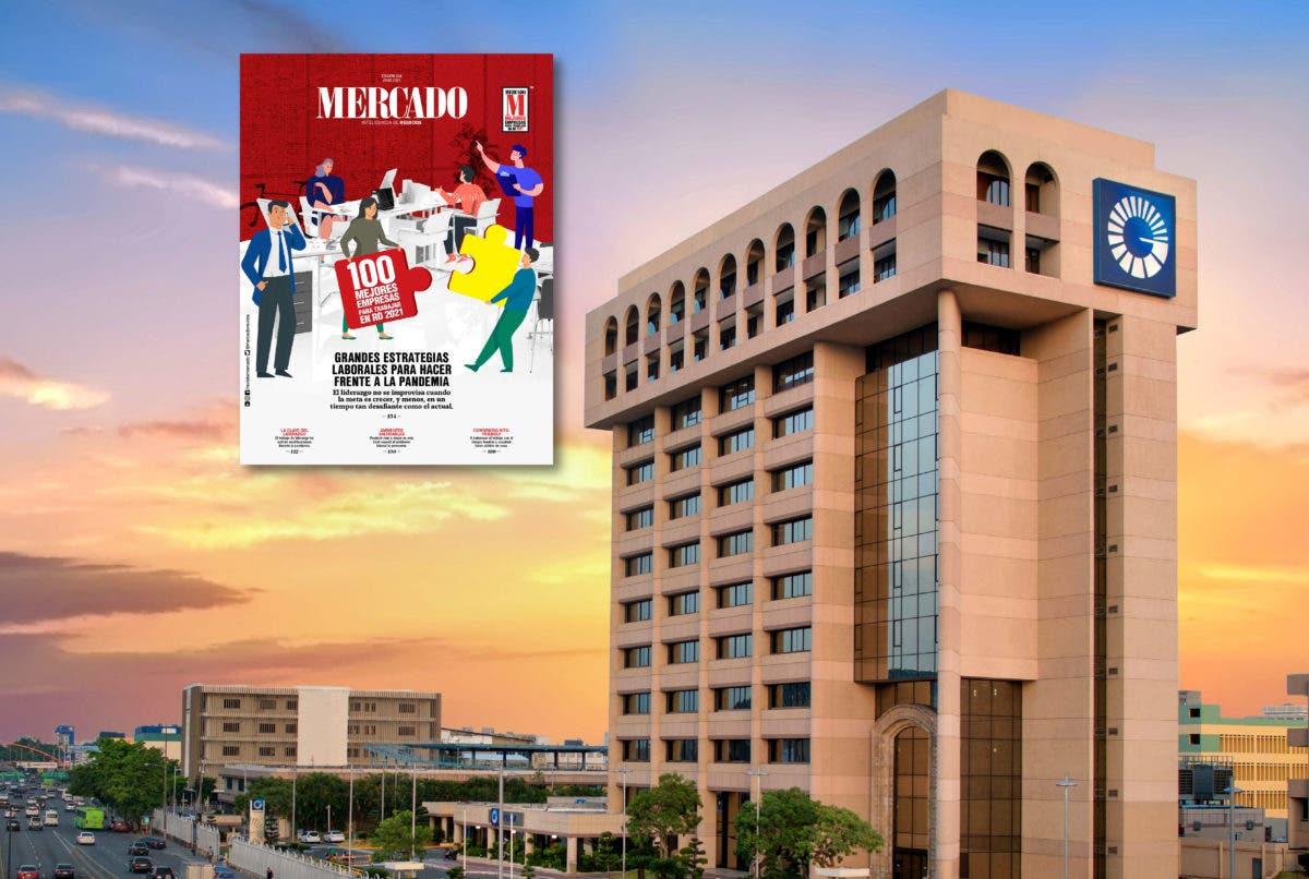 Banco Popular Dominicano elegido como mejor empresa para trabajar