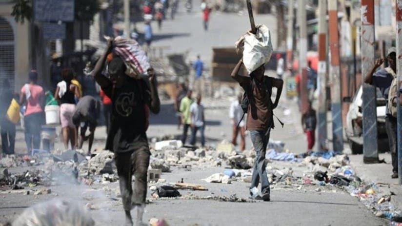 """El 48% de los haitianos pasa """"hambre pura"""", alerta la FAO"""