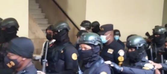 Operación Medusa: Conocen audiencia de medida de coerción contra Jean Alain y siete imputados
