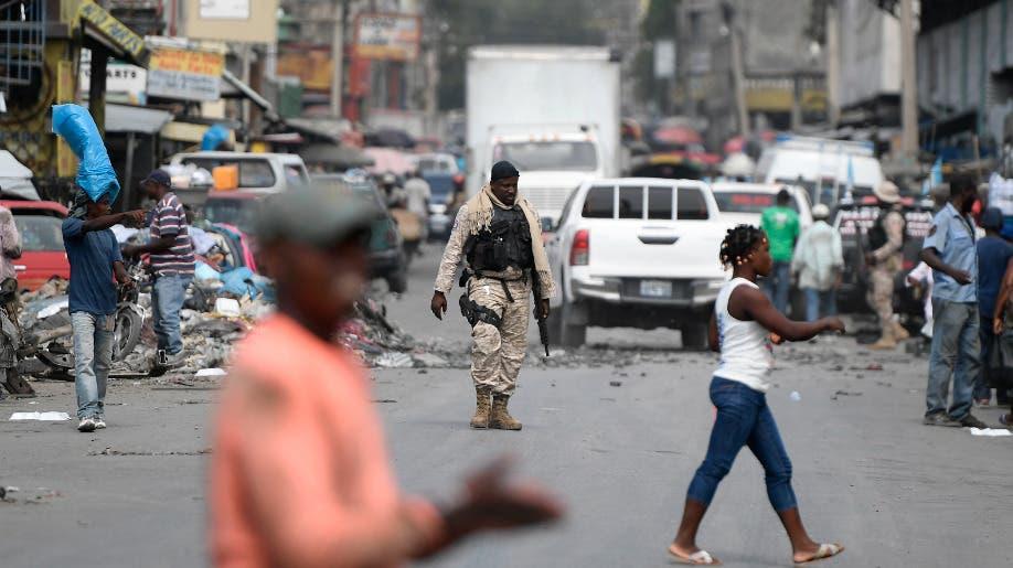 Haitianos rechazan «Injerencia» de Estados Unidos