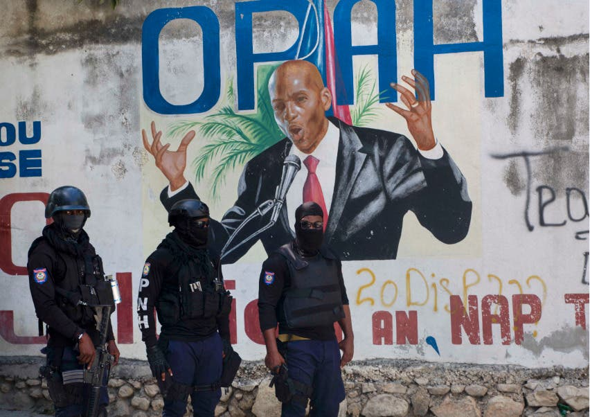 Declaran en Haití 15 días de duelo por asesinato de Jovenel Moise