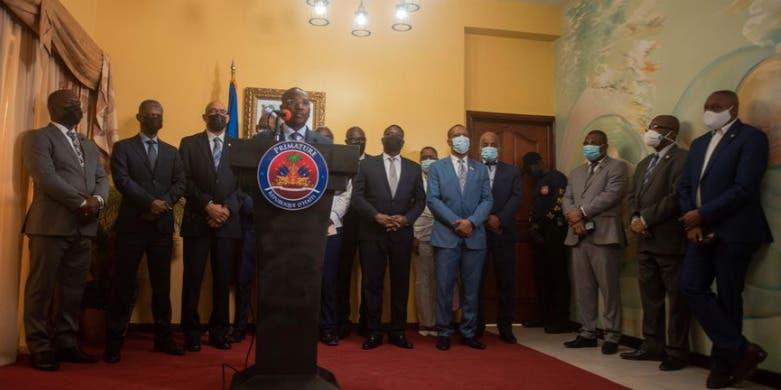 Haití presenta el comité encargado del funeral de Jovenel Moise