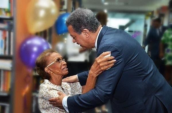 Harán misa en NY memoria Yolanda Reyna, madre de Leonel Fernández