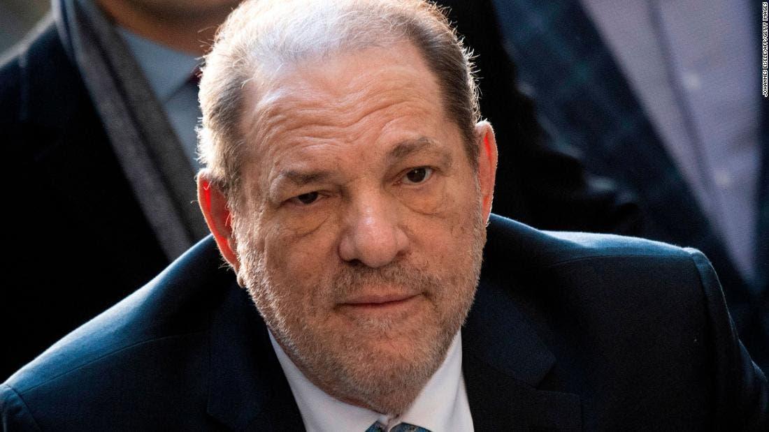 Extraditan Harvey Weinstein a California, allí enfrentará cargos de violación