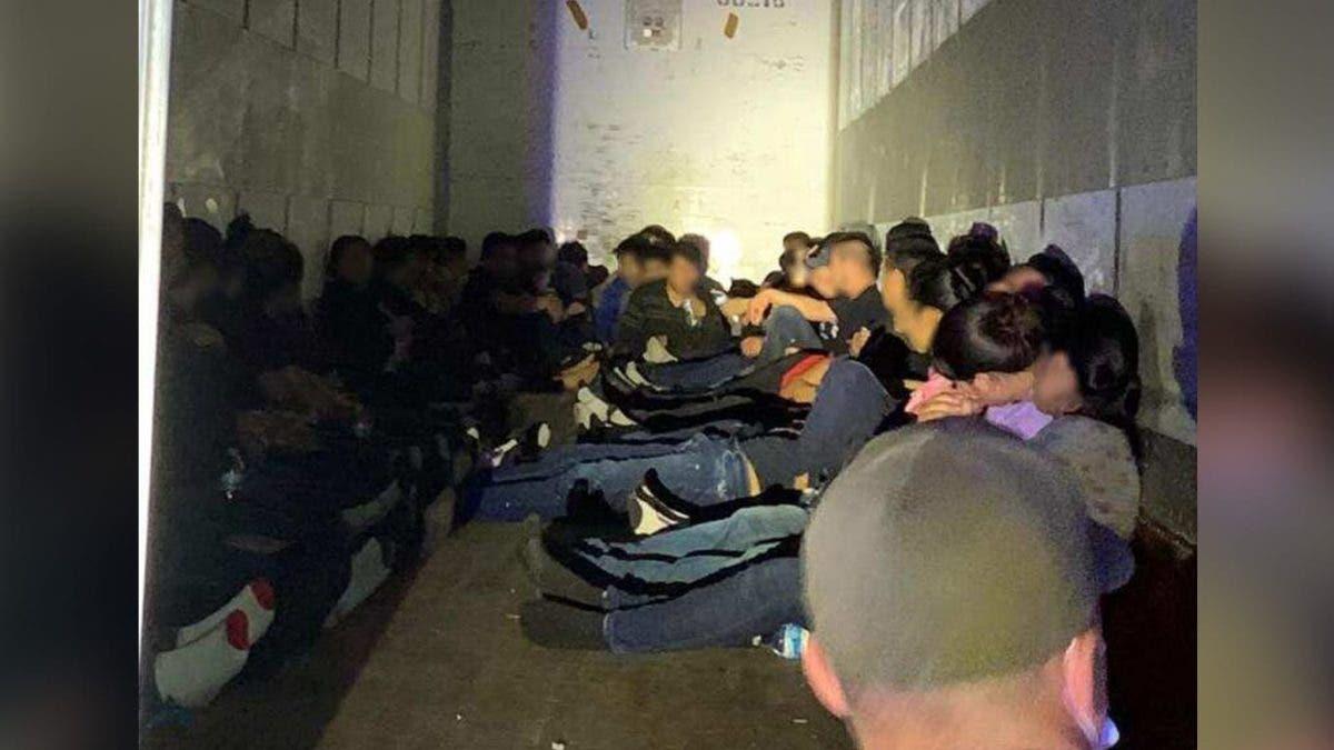 Guatemala: Localizan contenedor que iba rumbo a EEUU con 117 migrantes haitianos