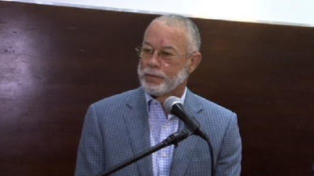 José Izquierdo dice es una necedad del PLD recurrir sentencia del TSA
