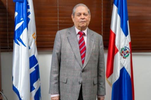 Fallece José Nicolas Almánzar García, rector de la universidad UTE