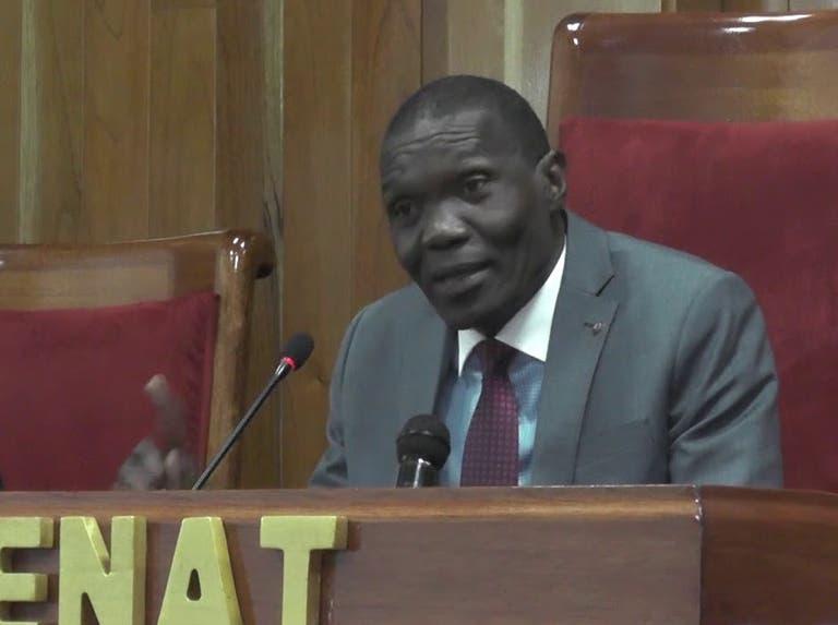 Posponen toma de posesión presidente provisional en Haití; senadores quieren estar presentes, dice Lambert