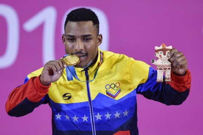 Julio Mayora conquista la primera medalla para Venezuela en los Juegos Olímpicos de Tokio