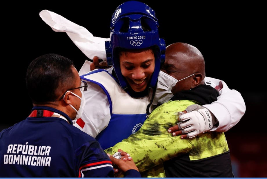 La taekwondista dominicana Katherine Rodríguez pasa a cuartos de final