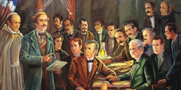 Hoy se conmemora el 183 aniversario de La Trinitaria