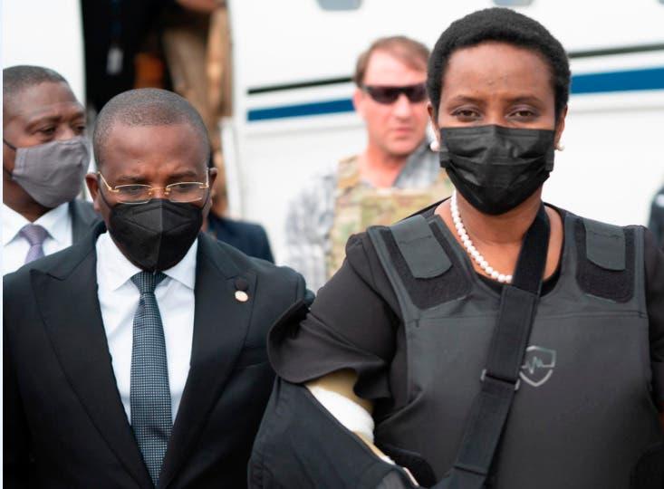 Haití enfrenta futuro incierto tras regreso de Martine Moïse