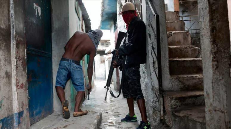Pandillas complican recuperación de Haití tras magnicidio