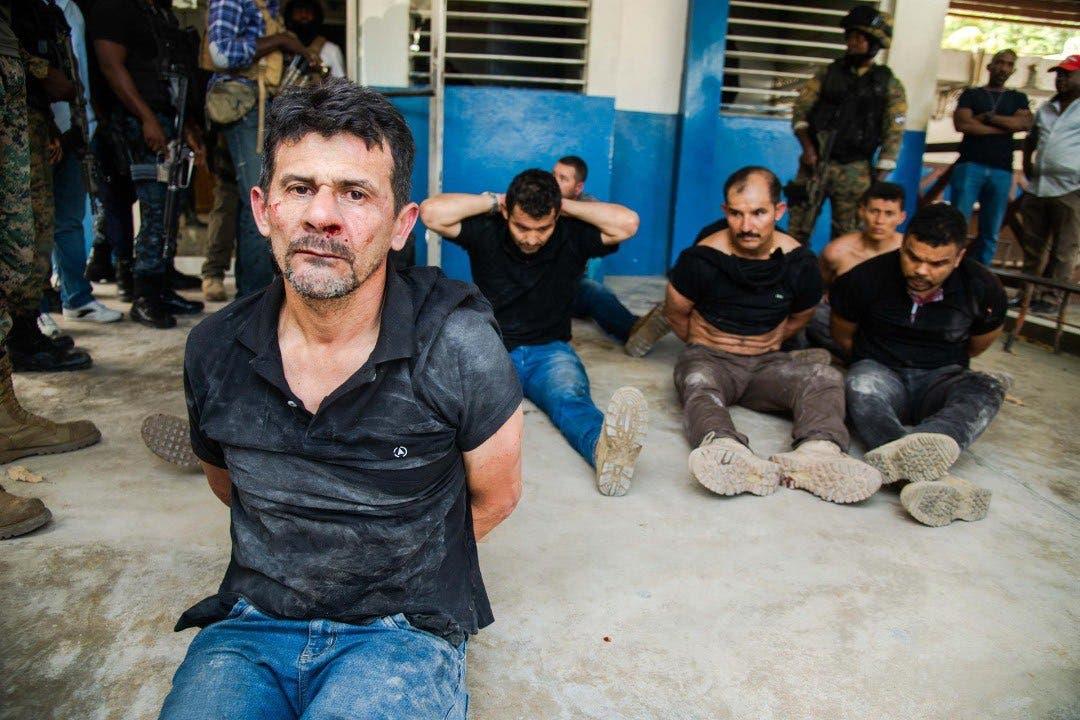 Colombia confirma son exmilitares los detenidos por magnicidio en Haití