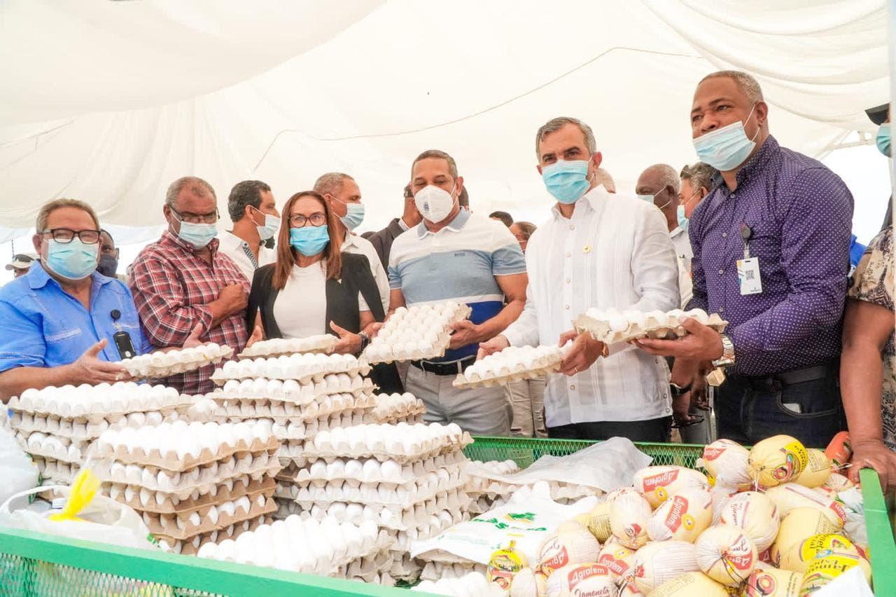 INESPRE lleva mercados a 55 zonas en todo el territorio nacional este fin de semana