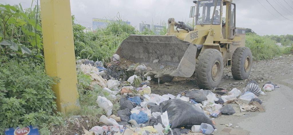 Recogen 7 mil toneladas de basura de SDE