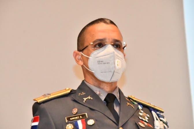 Director de la Policía define como una persona «muy trabajadora» el coronel que se suicidó hoy en Haina