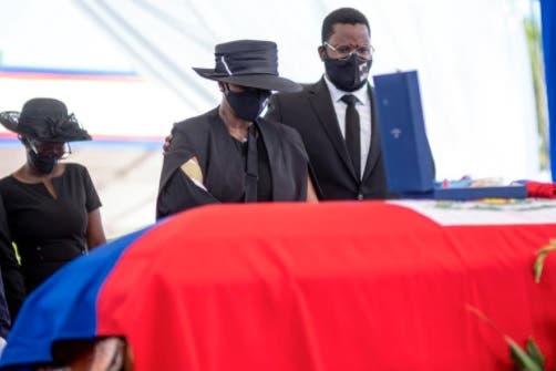 Detalles de lo sucedido en la habitación del presidente de Haití Jovenel Moïse el día del magnicidio, según su esposa Martine