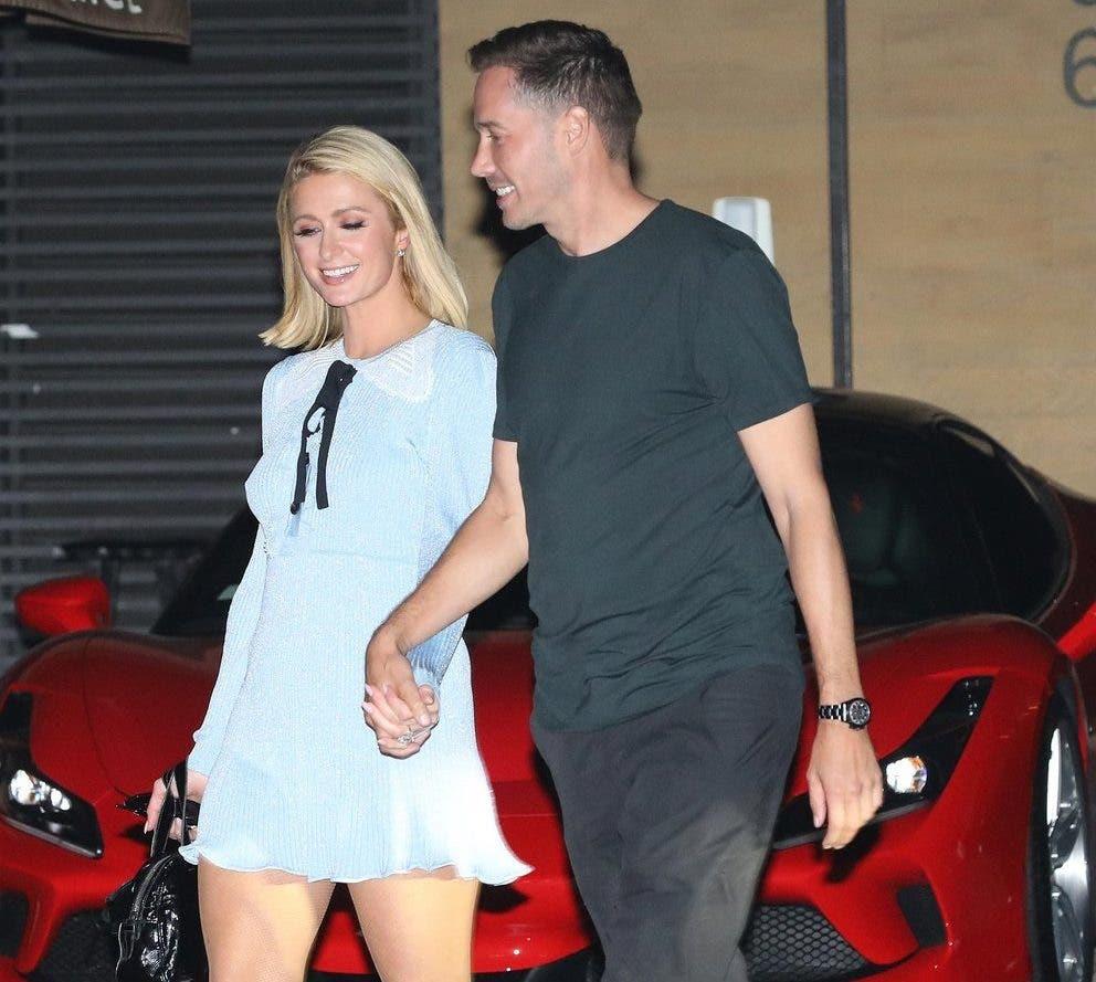 Paris Hilton está embarazada: espera su primer hijo con Carter Reum