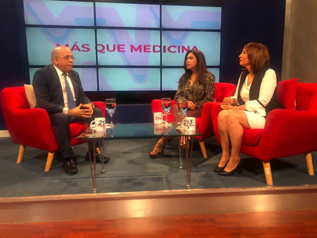 Plutarco Arias tras su salida del Ministerio de Salud: «Todos exigen su parte»