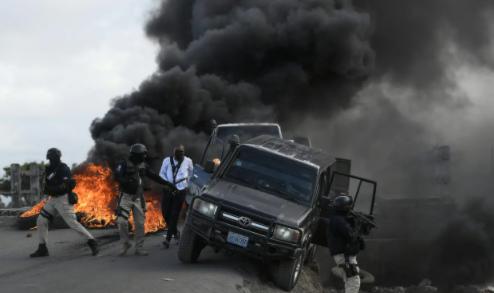RD aumentan seguridad en frontera tras protestas previo a sepultura Jovenel Moise