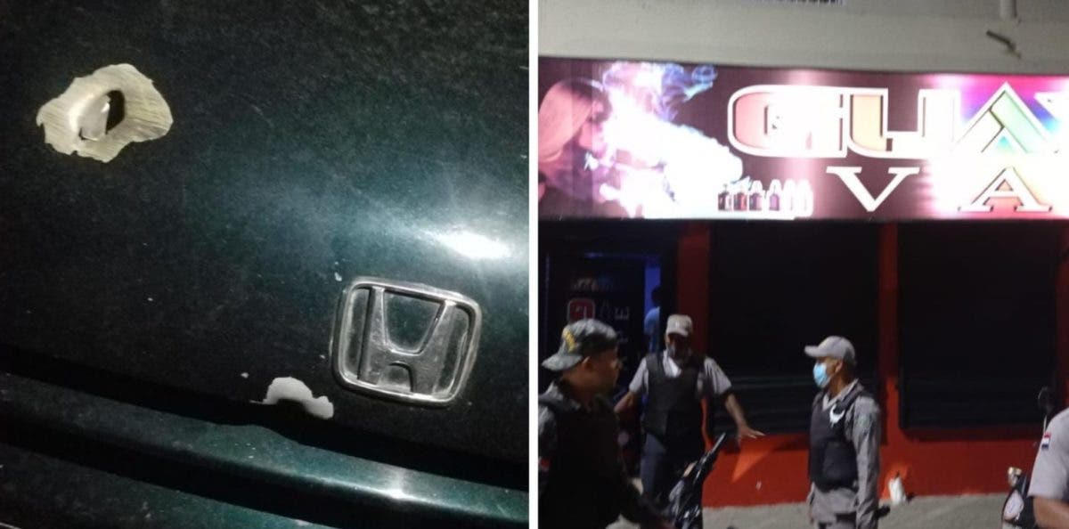 Autoridades buscan a hombre realizó 10 disparos a raso que salió ileso en Guayubín