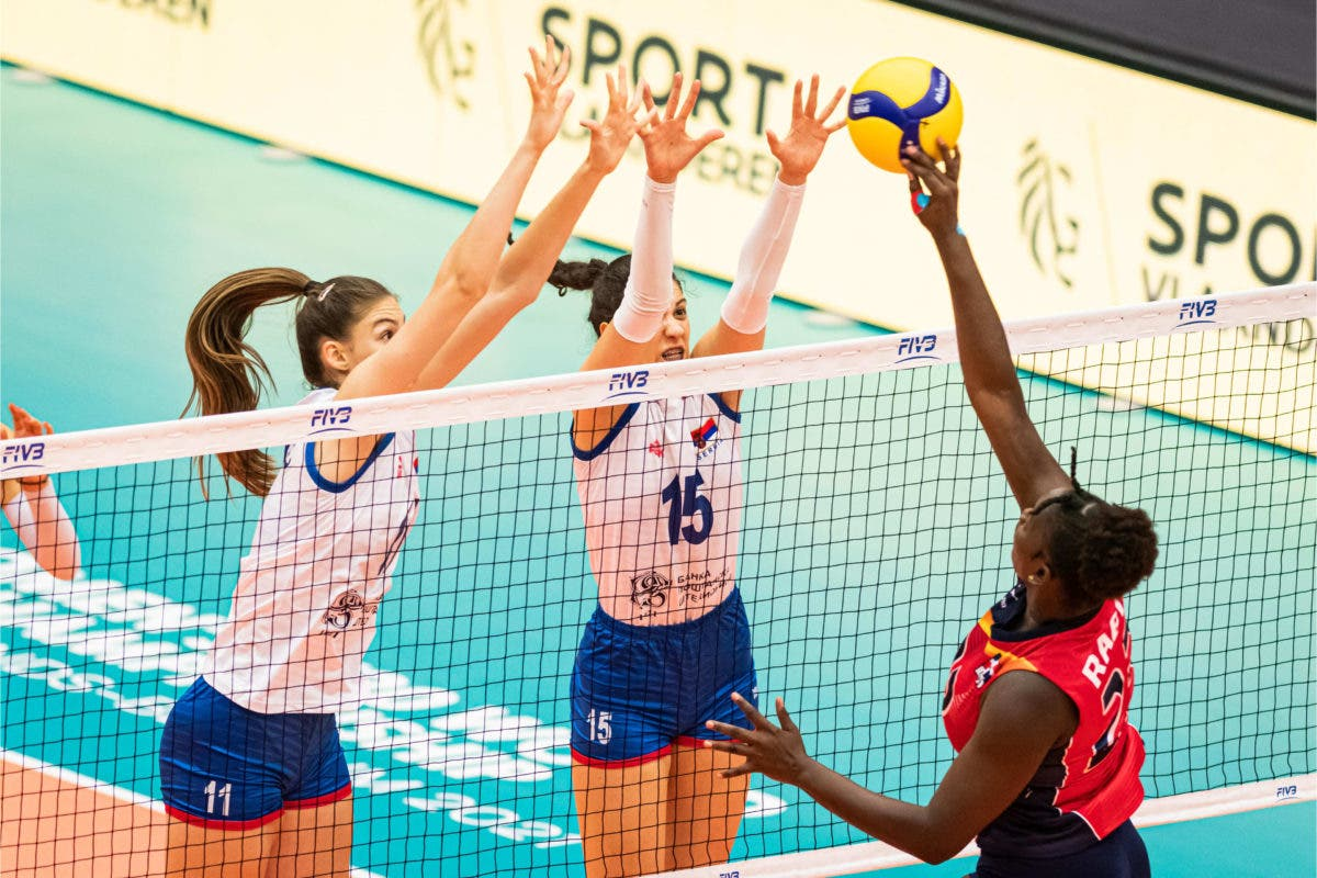 Serbia vence 3-0 a República Dominicana en Mundial Sub-20