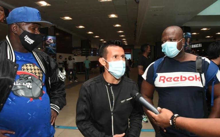 Llega a RD peruano Ricardo Astuvilca para disputar título mundial con 'Mini PacMan'