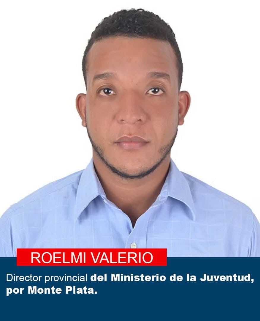 Video: detienen a director de la juventud de la provincia Monte Plata