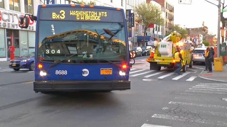 Tramo carretero Alto Manhattan entre los más peligrosos en EUA