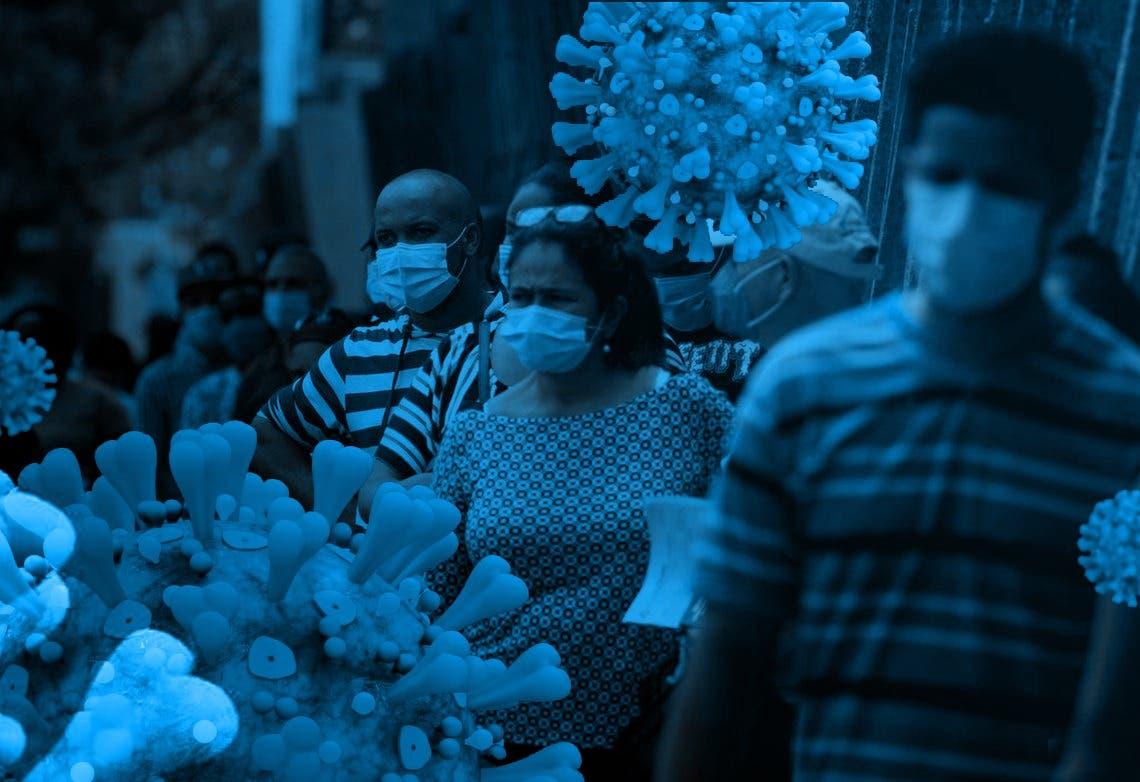 Los datos más recientes sobre el coronavirus en República Dominicana
