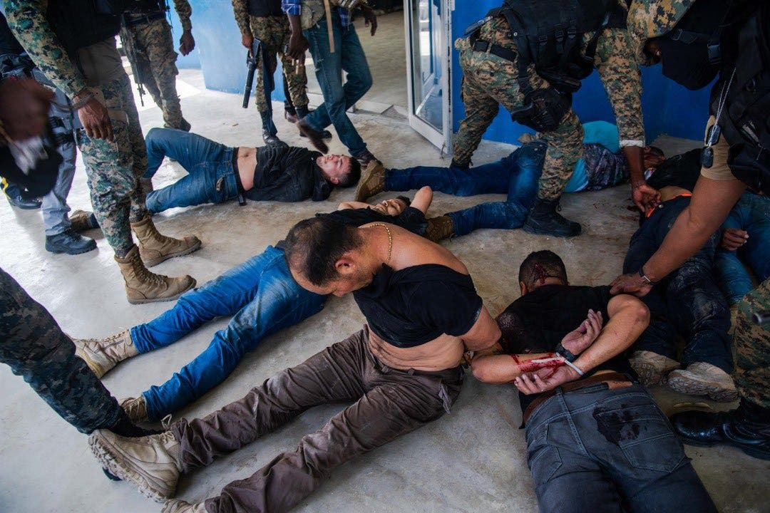 Cuatro empresas habrían reclutado mercenarios Colombia y organizado viaje a República Dominicana