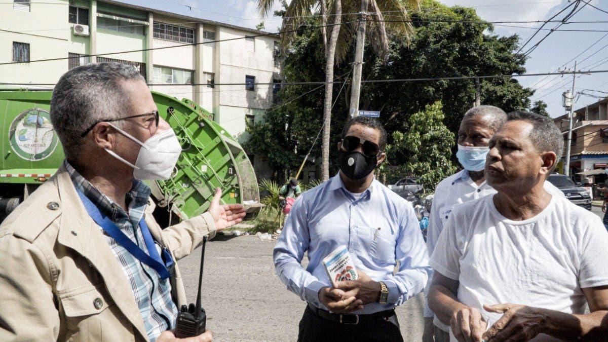 Alcalde da plazo a empresa de recogida de basura para que se retire de Santo Domingo Este