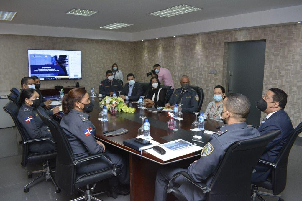 Policía Nacional inicia programa de cumplimiento regulatorio de Contrataciones Públicas