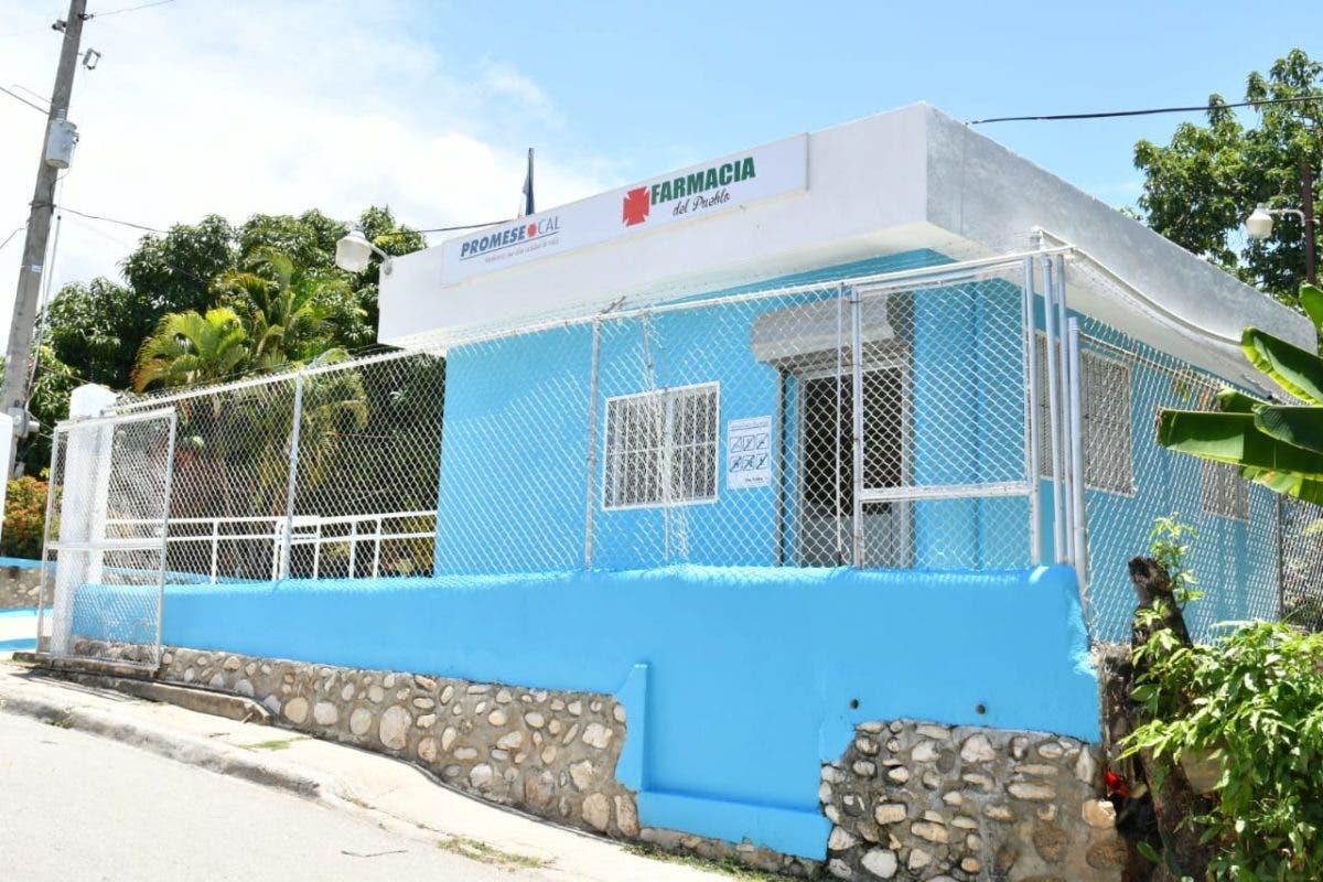 Inauguran cuatro Farmacias del Pueblo en Barahona y Bahoruco