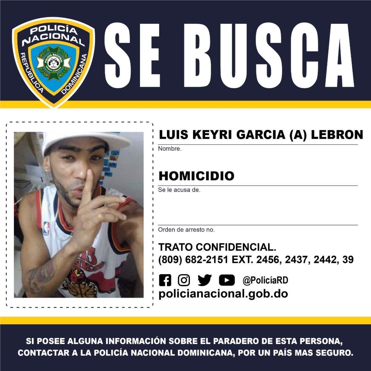 Apresan hombre acusado de matar mujer durante asalto a banca de lotería en Santiago