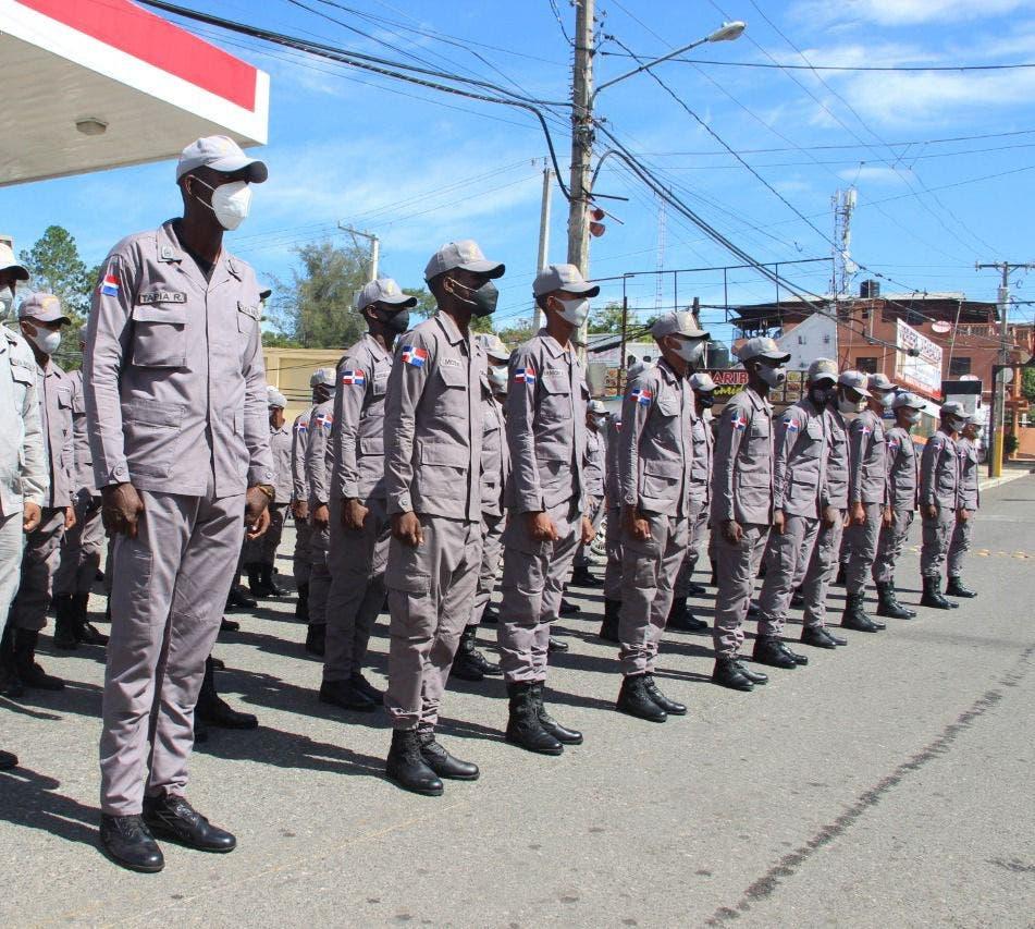 50 nuevos agentes de la Policía reforzarán la seguridad ciudadana de San Cristóbal