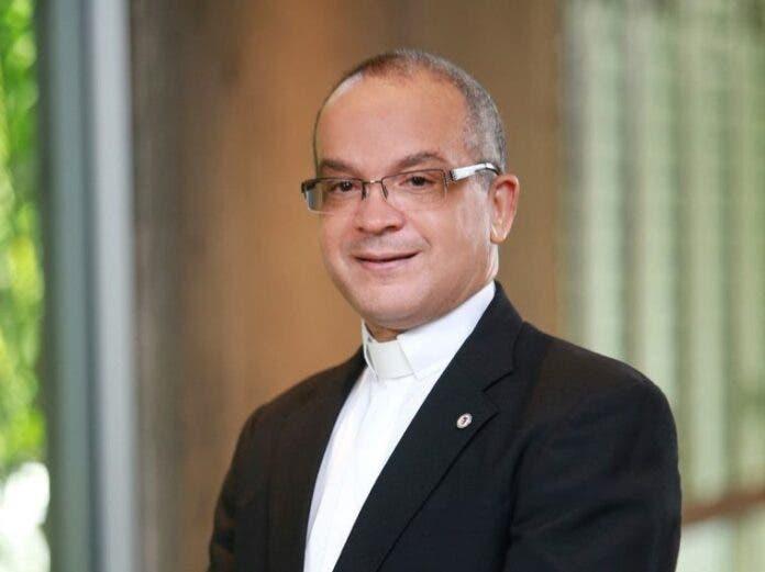 Monseñor Ramón Alfredo De La Cruz Baldera será juramentado como obispo de SFM este sábado