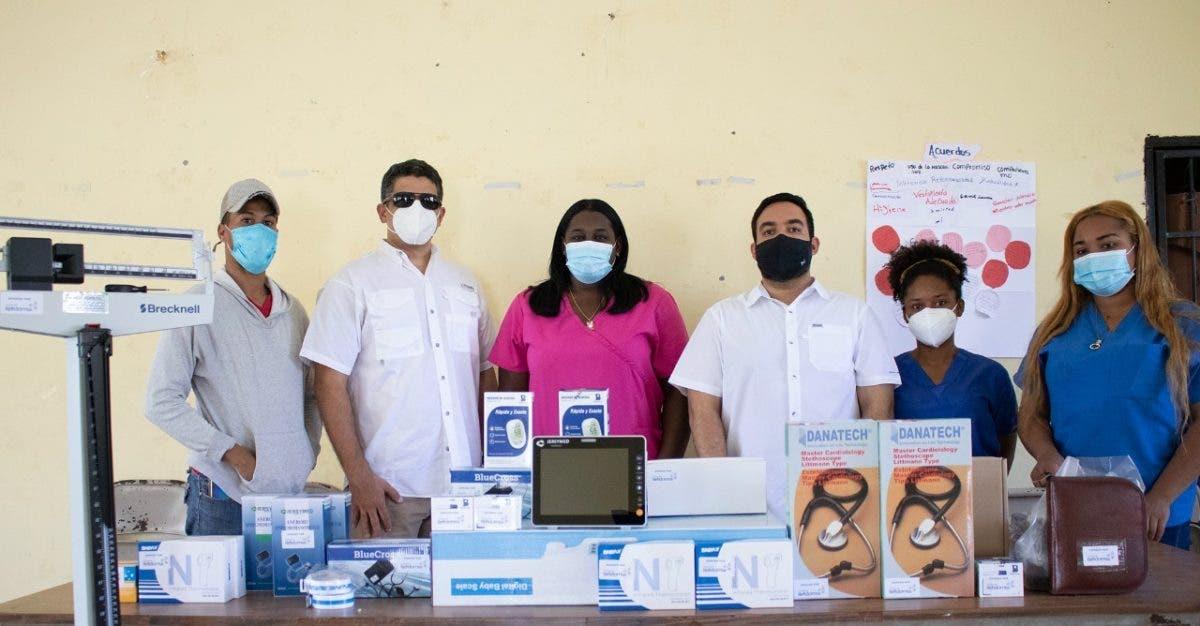 Fundación Refidomsa dona instrumentos médicos a la Unidad de Atención Primaria de Don Gregorio