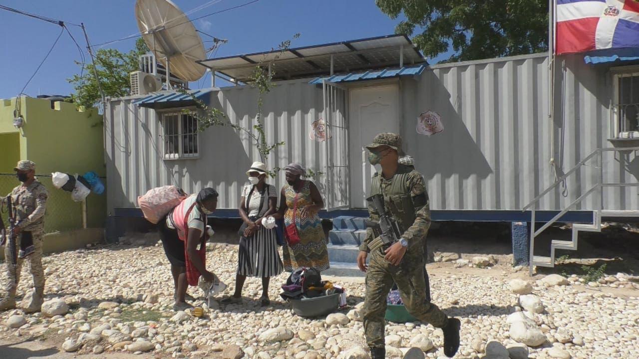 Sigue en calma, la frontera de Pedernales con Haití
