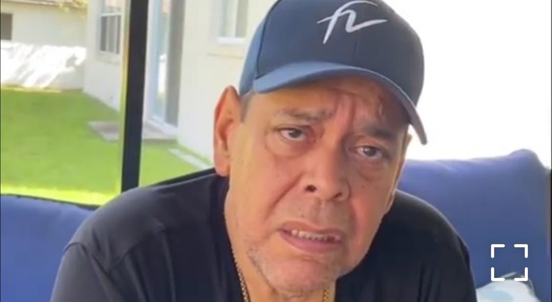 Video|Fernando Villalona explica porqué no irá al funeral de Johnny Ventura; pide disculpas