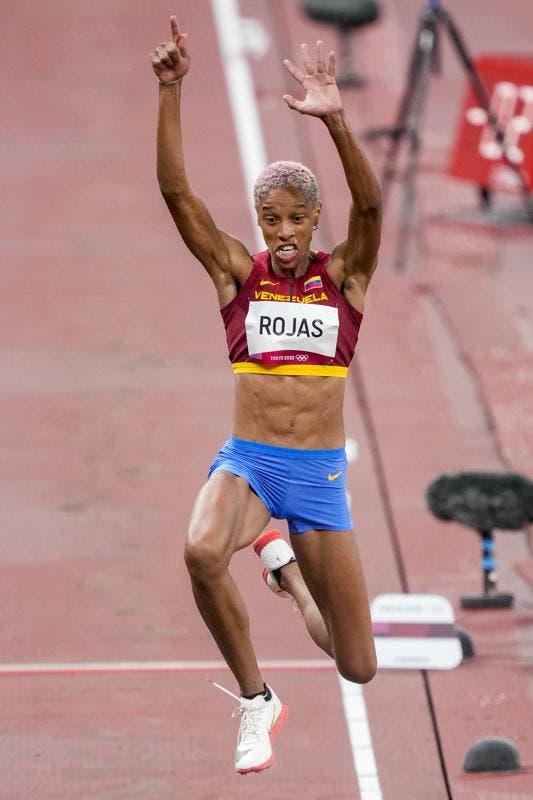Tokio 2020: Yulimar Rojas, un sólo salto y en la final por el oro