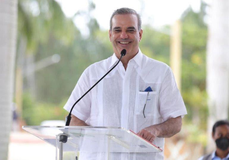 Luis Abinader viajará este fin de semana a Punta Cana y San Pedro de Macorís
